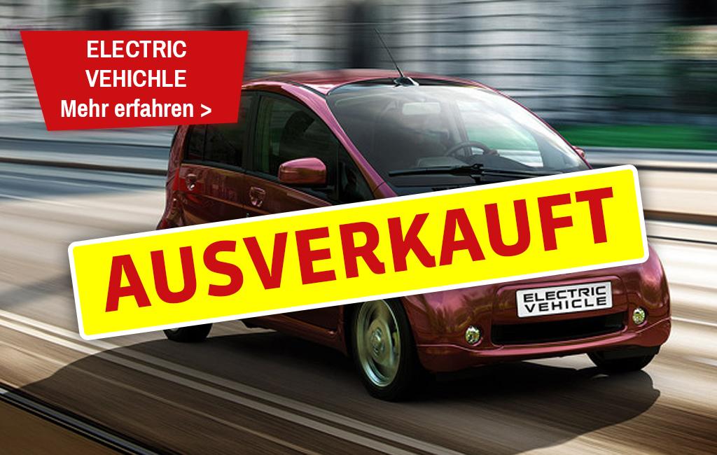 Modellangebot Green Mobility Autohaus Wohlmannstetter